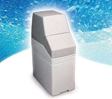 The British built Domextra water softener